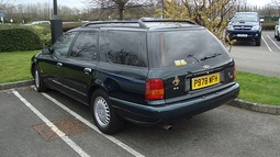 1997 Ford Scorpio Ghia Estate