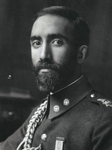Abdul Hadi Dawai, famous Afghan poet of the early 20th century