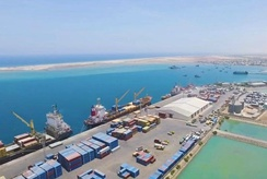 The Port of Berbera.