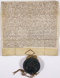 The Charter of the Forest, 1217, held by the British Library