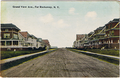 Grand View Avenue in the 1910s