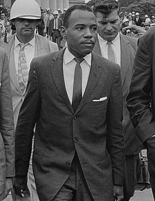 James Meredith in 1962