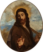 The Christ as a Gardener, c. 1858/59, Private Collection
