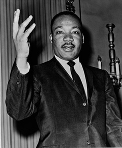 Martin Luther King Jr. was a notable Christian supporter of Israel and Zionism.[122]