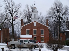 Metamora Courthouse State Historic Site