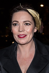 Olivia Colman, Best Actress in a Motion Picture – Comedy or Musical winner