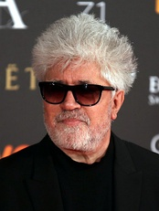 Pedro Almodóvar won for Talk to Her (2002)