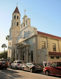 Roman Catholic Cathedral of St. Augustine