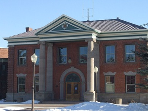 Uinta County Courthouse