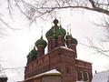 Церковь Иоанна Предтечи (1671-1687) в 2004