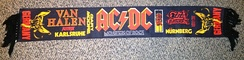 1984 Monsters of Rock banner.