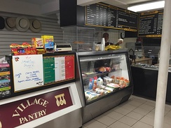 A typical deli in the United States