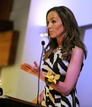 Amanda Lindhout, humanitarian, journalist and author.