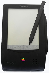Apple's first tablet, the Newton from 1993