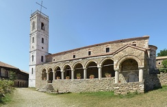 The Ardenica Monastery near Fier.