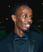 Barkhad Abdi, Best Supporting Actor winner