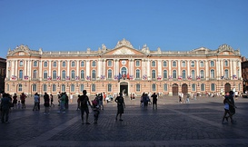 Capitole - City hall.