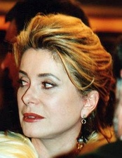 Catherine Deneuve, Best Actress nominee