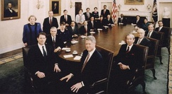 President Clinton's First Cabinet, 1993