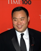 David Chang is an American restaurateur, author, and television personality.