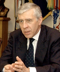 Jack Straw was the first commoner to be appointed as Lord Chancellor since 1578.