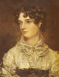 Maria Bicknell, painted by Constable in 1816. Tate Britain