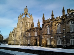 King's College at the University of Aberdeen
