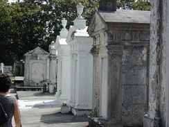 Tombs in Lafayette Cemetery No. 1