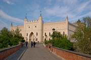 Another characteristic building in Lublin is the Royal Castle