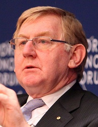Ferguson, a former ACTU secretary and Labor minister raised the ire of his party during the campaign.