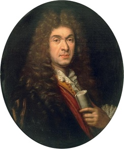 J. B. Lully by Paul Mignard