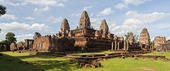 Pre Rup at Angkor, completed between 961 or early 962, dedicated to Shiva