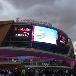 T-Mobile Arena in Paradise