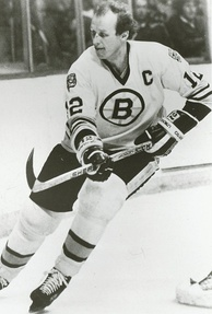 Recording 793 points as a Bruin, Wayne Cashman is the seventh highest point leader in the franchise.