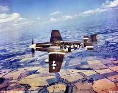 354th Fighter Squadron P-51B[note 2]