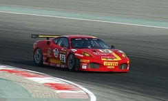 AF Corse drivers finished in the top four positions, with Jaime Melo winning the championship.