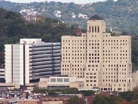 Allegheny General, the flagship of the Allegheny Health Network