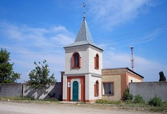 A mosque in Atkarsk