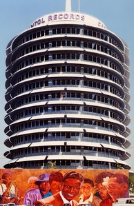 Capitol Records Tower, 1991