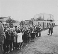 Ghetto Litzmannstadt: Children rounded up for deportation to the Kulmhof extermination camp.