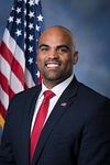 Colin Allred, official portrait, 116th Congress.jpg