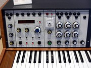 One of the earliest digital sequencers, EMS Synthi Sequencer 256 (1971)
