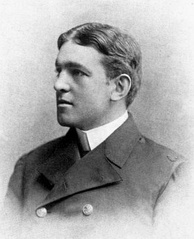 Shackleton in 1901, at the age of 27