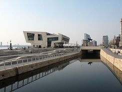 Liverpool Canal Link, Pier Head