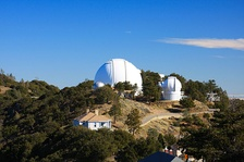The University of California operates Lick Observatory, on Mount Hamilton, in East San Jose.