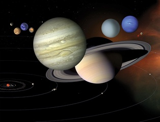"According to Theosophical teaching, each solar system is an emanation of a ""Logos"" or ""Solar Deity"", with planetary spirits each overseeing one of the planets."