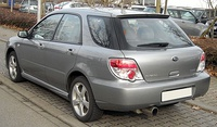 Second facelift wagon