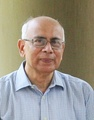 V. Balakrishnan (physicist) (PhD, 1970) is an Indian theoretical physicist.