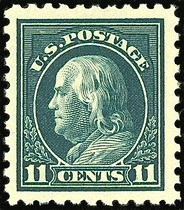 Franklin issue of 1915