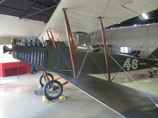 This 1917 Curtiss Jenny still flies on occasion. Its home base is the Call Memorial Museum in Wichita Falls, Texas.